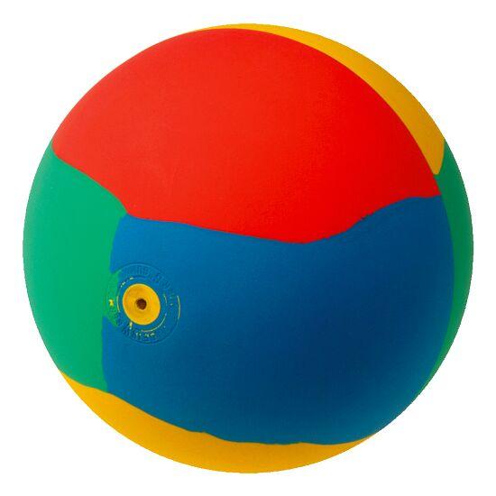 WV-Gymnastikball aus Gummi ø 16 cm, 320 g, Bunt