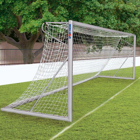 11-mands Fodboldmål, med sammenskruede geringer, transportabelt 2 m