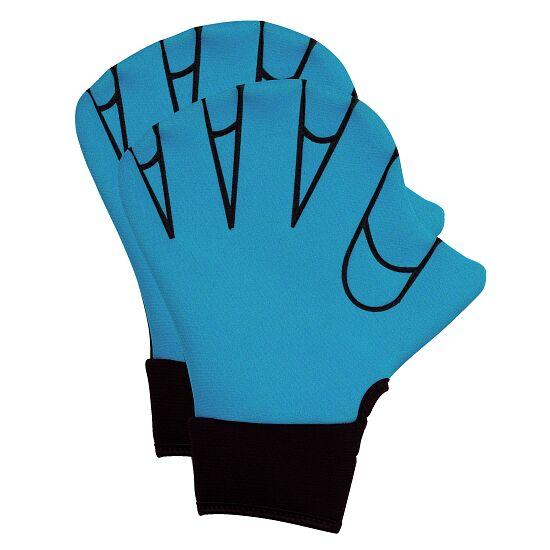 Aqua Fitness-Handschuhe S, 23,5x16,5 cm, Türkis