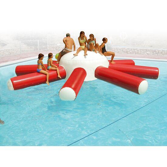 """Airkraft® Wasserspielgerät """"Seestern"""" 600x600x120 cm, ca. 35 kg"""