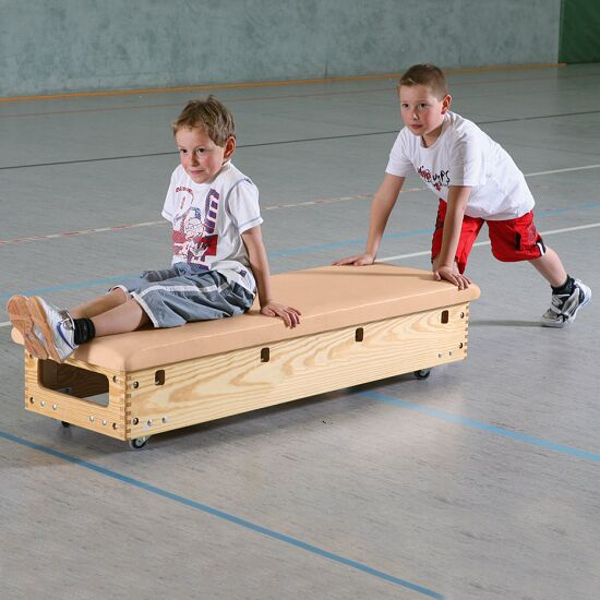 """Sport-Thieme® Sprungkasten """"Original"""" 6-teilig Mit Schwenk-u. Rollvorrichtung"""