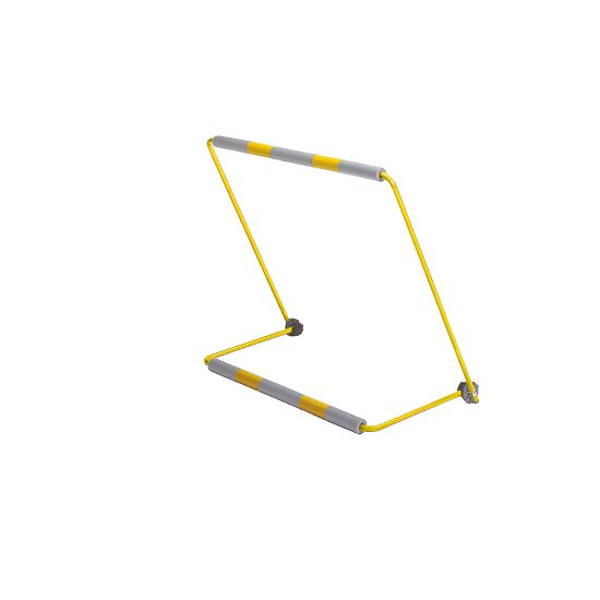 Zacharias-Hürde Aluminium