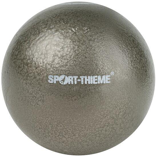 Sport-Thieme® Wettkampf-Stoßkugel tariert 4 kg, Schwarz, ø 102 mm