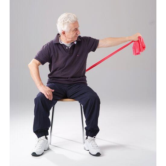 Gymnastikhocker mit Rückenbügel