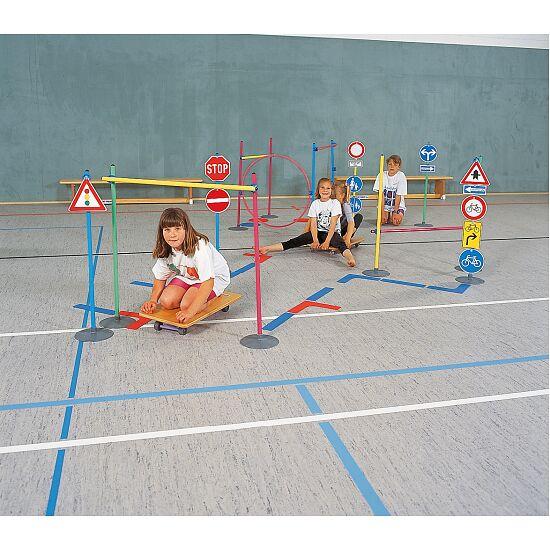 Sport-Thieme Gymnastikstab aus Kunststoff 100 cm, Gelb