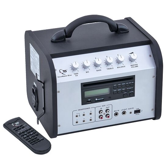 """TLS® Combibox """"VoiceMaker"""" MP3-CD/USB"""