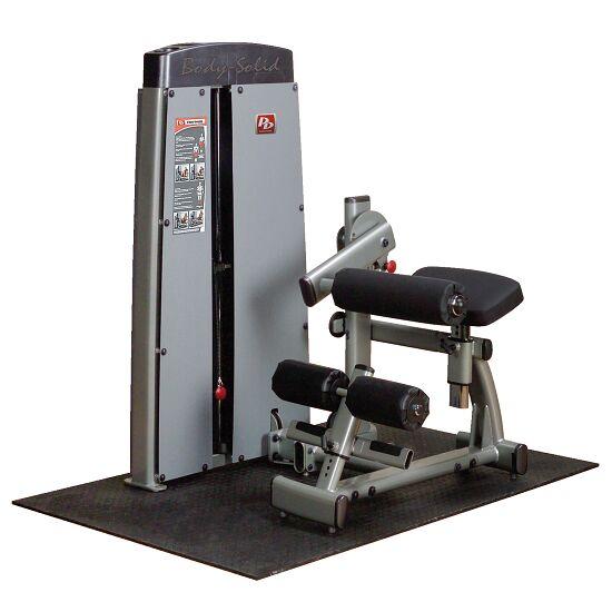 """Body-Solid® Bauch- und Rückenmaschine """"Pro Dual"""" Gewichtsblock 95 kg"""