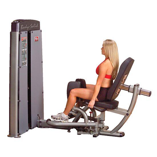 """Body-Solid® Ad- und Abduktorenmaschine """"Pro Dual"""" Gewichtsblock 95 kg"""
