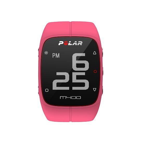 """Polar® Herzfrequenzmesser """"M400 HR"""" (inkl. H7 Bluetooth Brustgurt) Pink"""