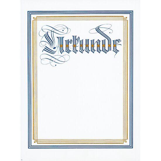 """Urkunde """"Neutral"""""""