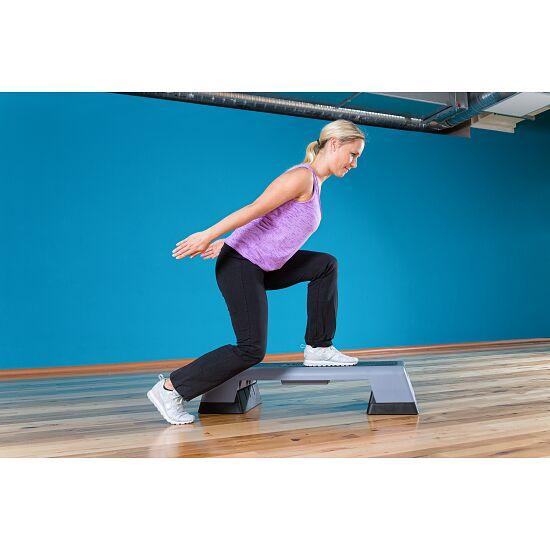Sport-Thieme® Aerobic Step Grau-Schwarz
