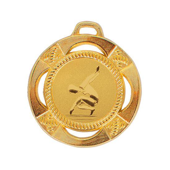 Medaille, ø45 mm Gold