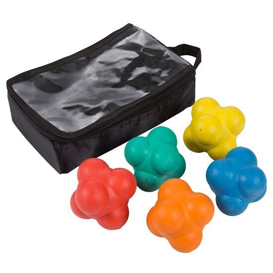 Spaß-Ball 5er Set Klein - ø 7 cm