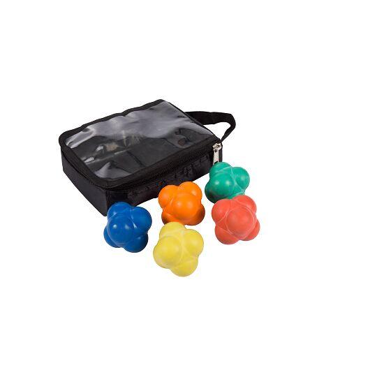 Spaß-Ball 5er Set Groß - ø 10 cm