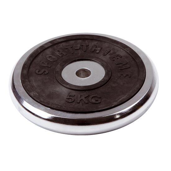Sport-Thieme® Hantelscheibe Chrom 5 kg
