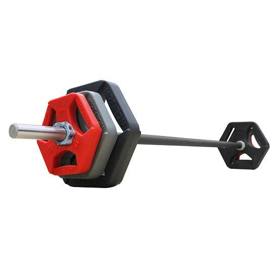 Hot Iron® Langhantel-Set Premium PU SGR