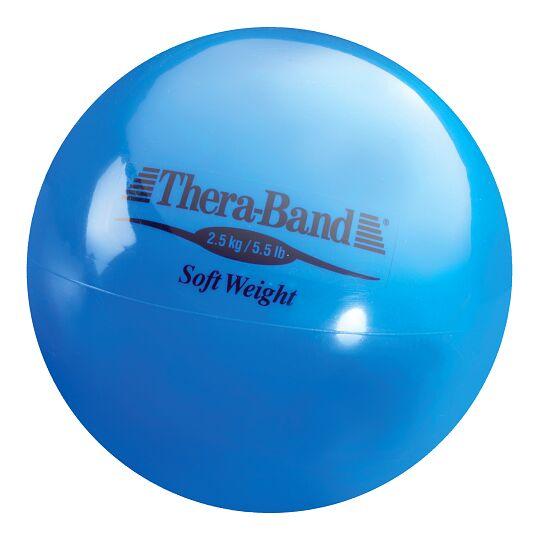 Thera-Band® Gewichtsball Blau, 2,5 kg