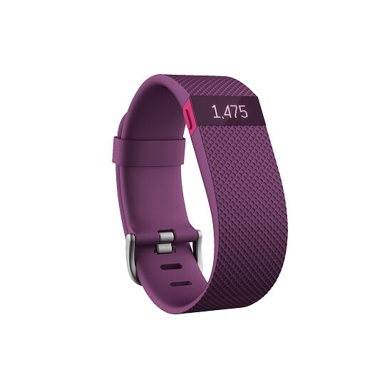 """Fitbit® Activity Tracker """"Charge HR"""" Pflaume, Gr. S"""