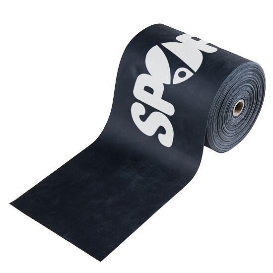 Sport-Thieme® Fitness-Band 150 25 m x 15 cm, Schwarz = ultra stark