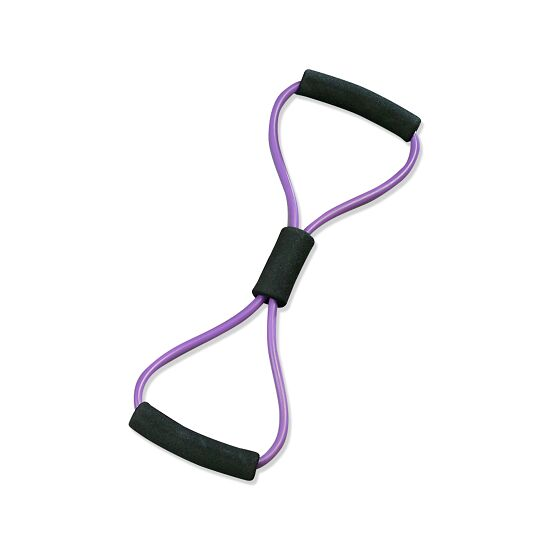Sport-Thieme® Fitness-Toner 10er Set Violett = stark