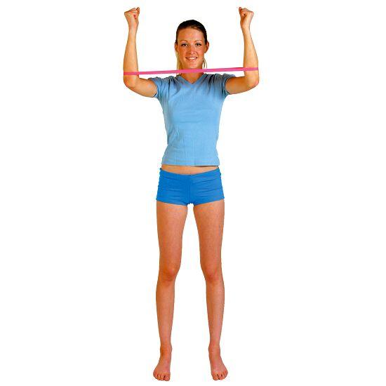 Sport-Thieme® Rubberbands 10er Sets Grün = leicht, 29x2 cm