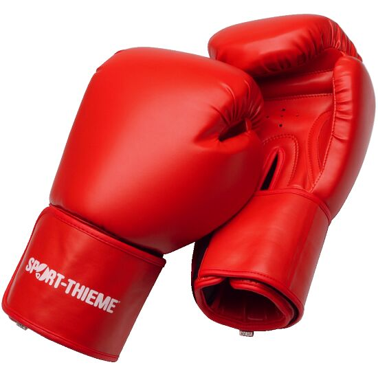 "Sport-Thieme® Boxhandschuhe ""Knock-Out"" 10 oz., Rot"