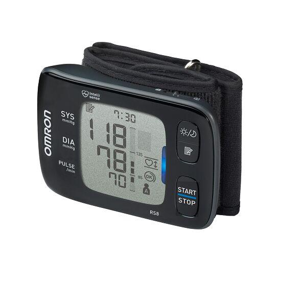 "Omron Handgelenk-Blutdruckmessgerät ""RS8"""