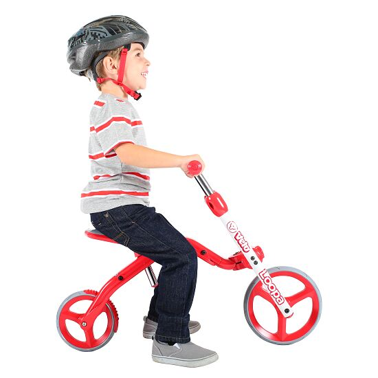 "Y-Volution™ ""Y-Velo Loopa"" Rot"
