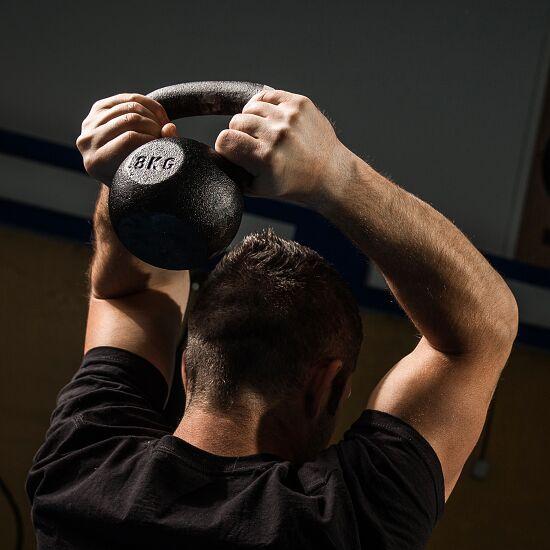 Sport-Thieme® Kettlebell pulverbeschichtet 8 kg