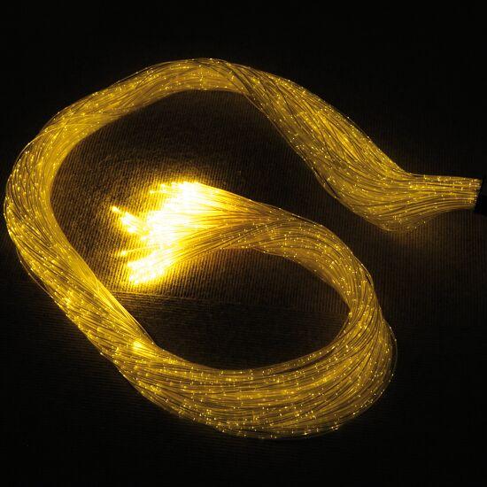 Faseroptik-Stränge mit Glasfasern 100 Stränge, 1 m