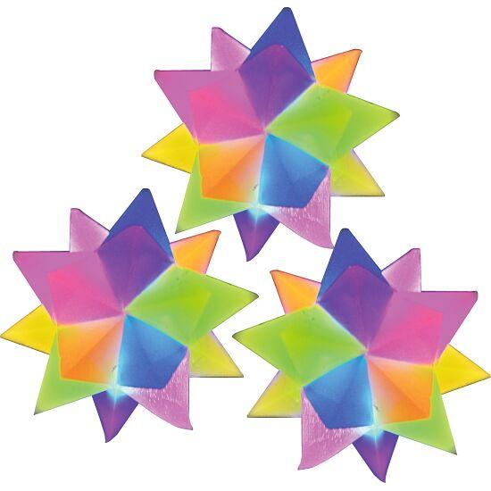 Leucht-Sterne, 3er Set