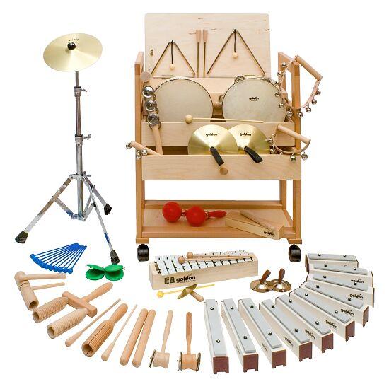 Musikalische Früherziehung im Kindergarten mit dem Rhytmik-Wagen