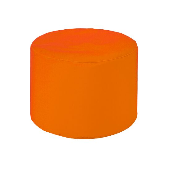 Chilling Bag Hocker Orange
