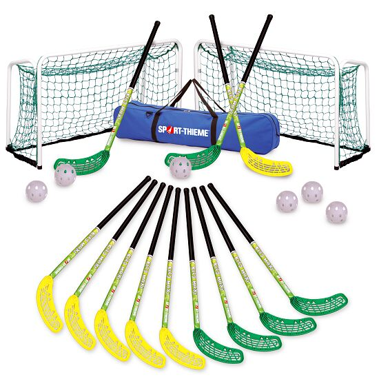 "Floorball Kombi-Set ""Kids Maxi"""