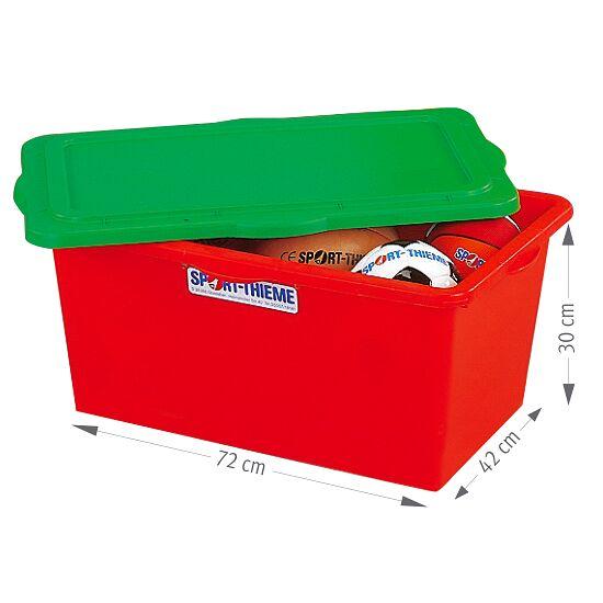 Sport-Thieme® Materialbox 90 Liter Rot