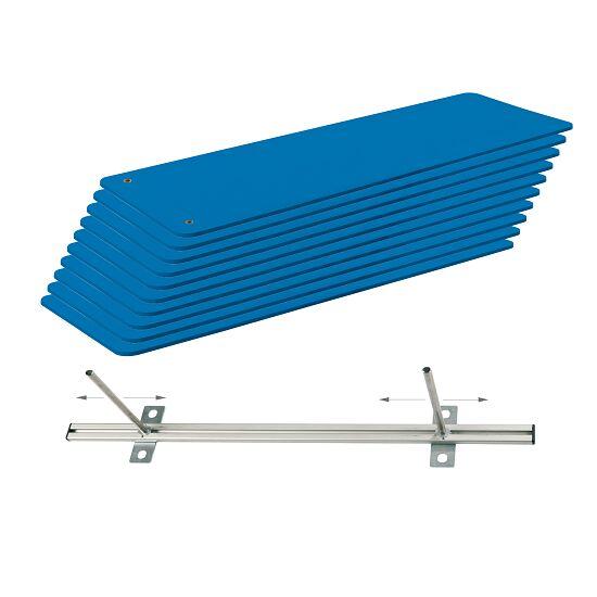"""Sport-Thieme® Gymnastikmatten-Set """"Basic 15"""" Matten-Set, Blau"""