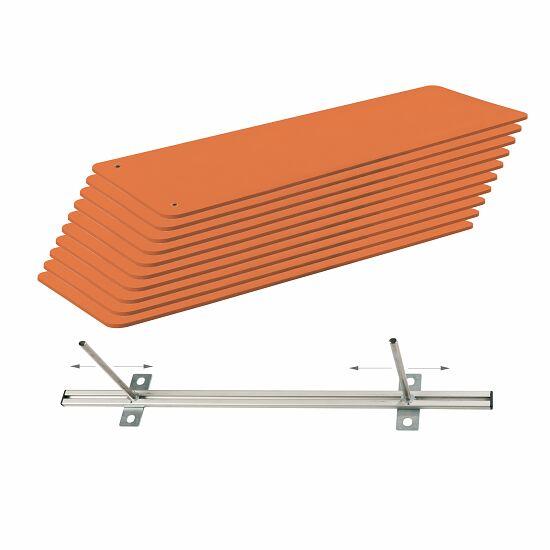 """Sport-Thieme® Gymnastikmatten-Set """"Club 15"""" Matten-Set, Orange"""