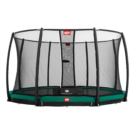 "Berg® Trampolin InGround ""Favorit"" mit Sicherheitsnetz Deluxe 270 cm"