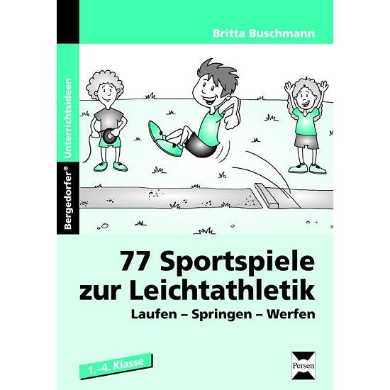 """Buch """"77 Sportspiele zur Leichtathletik"""""""