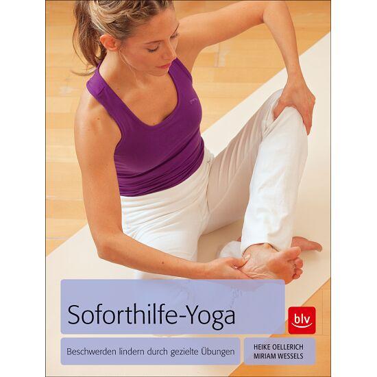 "Buch ""Soforthilfe-Yoga"""