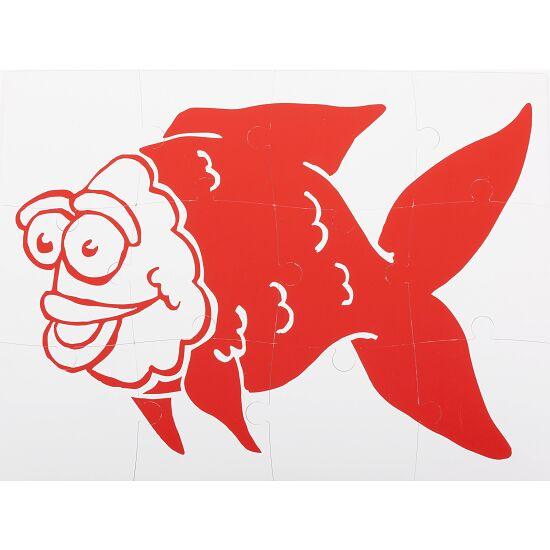 Sport-Thieme® Unterwasser-Wendepuzzle Groß, Krake und Fisch