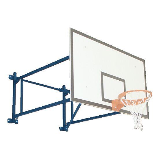 Sport-Thieme® Basketball-Wandgerüst schwenkbar Ausladung 225 cm, Betonwand