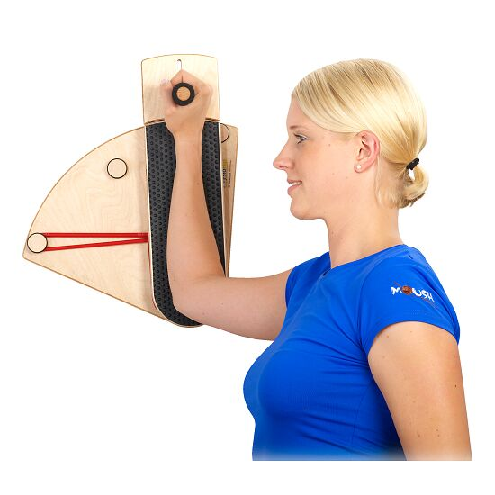 "Pedalo® Arm-/Fußtrainer ""PhysioFlip"" mit Handgriff"