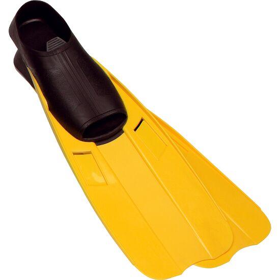 """Sport-Thieme® Schwimmflosse """"Power Safe"""" Größe XL = 45–47, Gelb"""