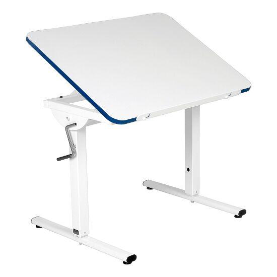 Nitzbon® Ergonomietisch va 80x60 cm, Weiß