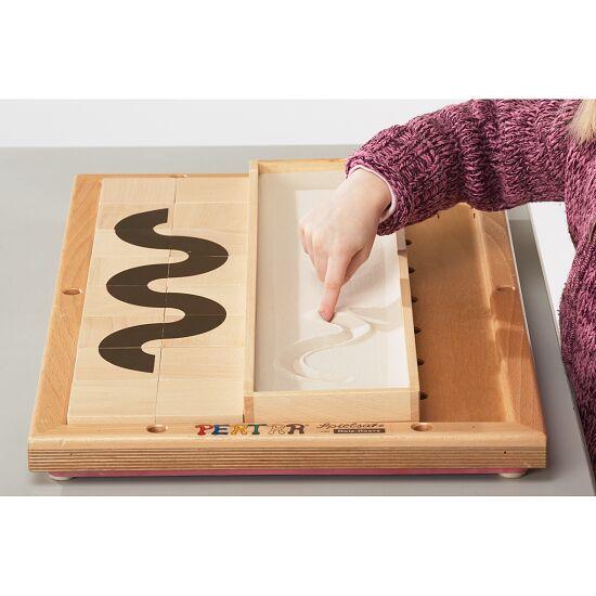 Pertra® Grafomotorik-Sandbox