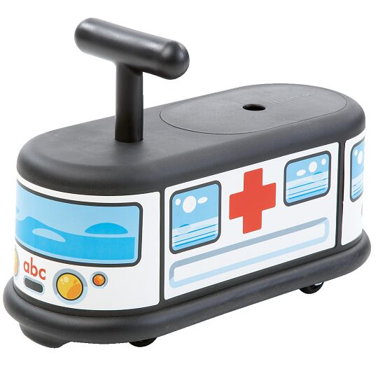 "Rutschauto ""Rutscher-Flitzer"" Krankenwagen"