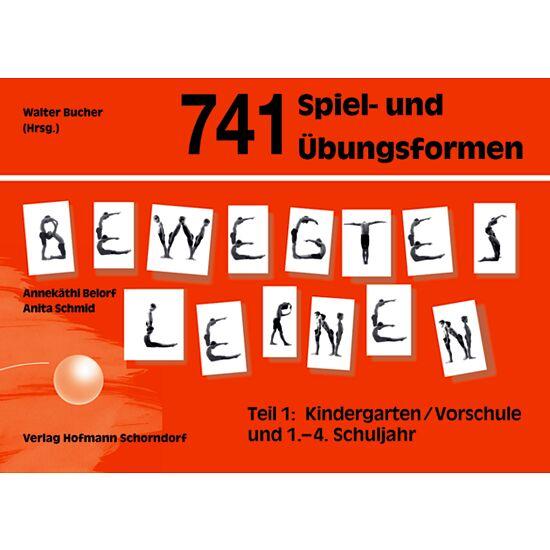 """Buch """"741 Spiel- und Übungsformen Bewegtes Lernen"""""""