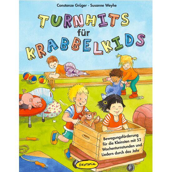 """Buch und CD-Set """"Turnhits für Krabbelkids!"""""""