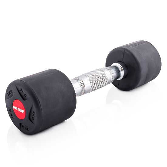 Sport-Thieme® Kompakthantel Gummi 3 kg